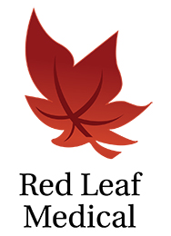 Red Leaf Medical Retina Logo